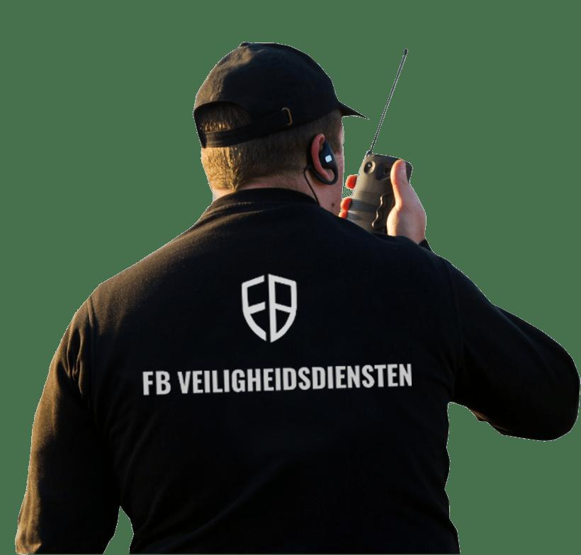 Beveiliger FB Veiligheidsdiensten